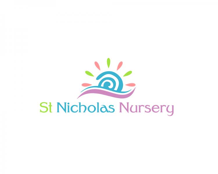 St Nicholas Nursery, Great Yarmouth Logo